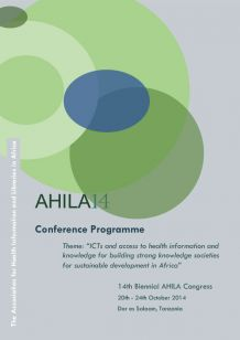 The Association for Health Information and Libraries in Africa