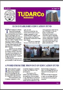 TUDARCo Newsletter Issue 23 July 2017.